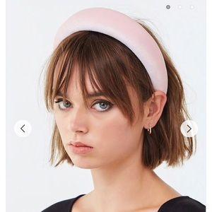 Light pink VOGUE headband